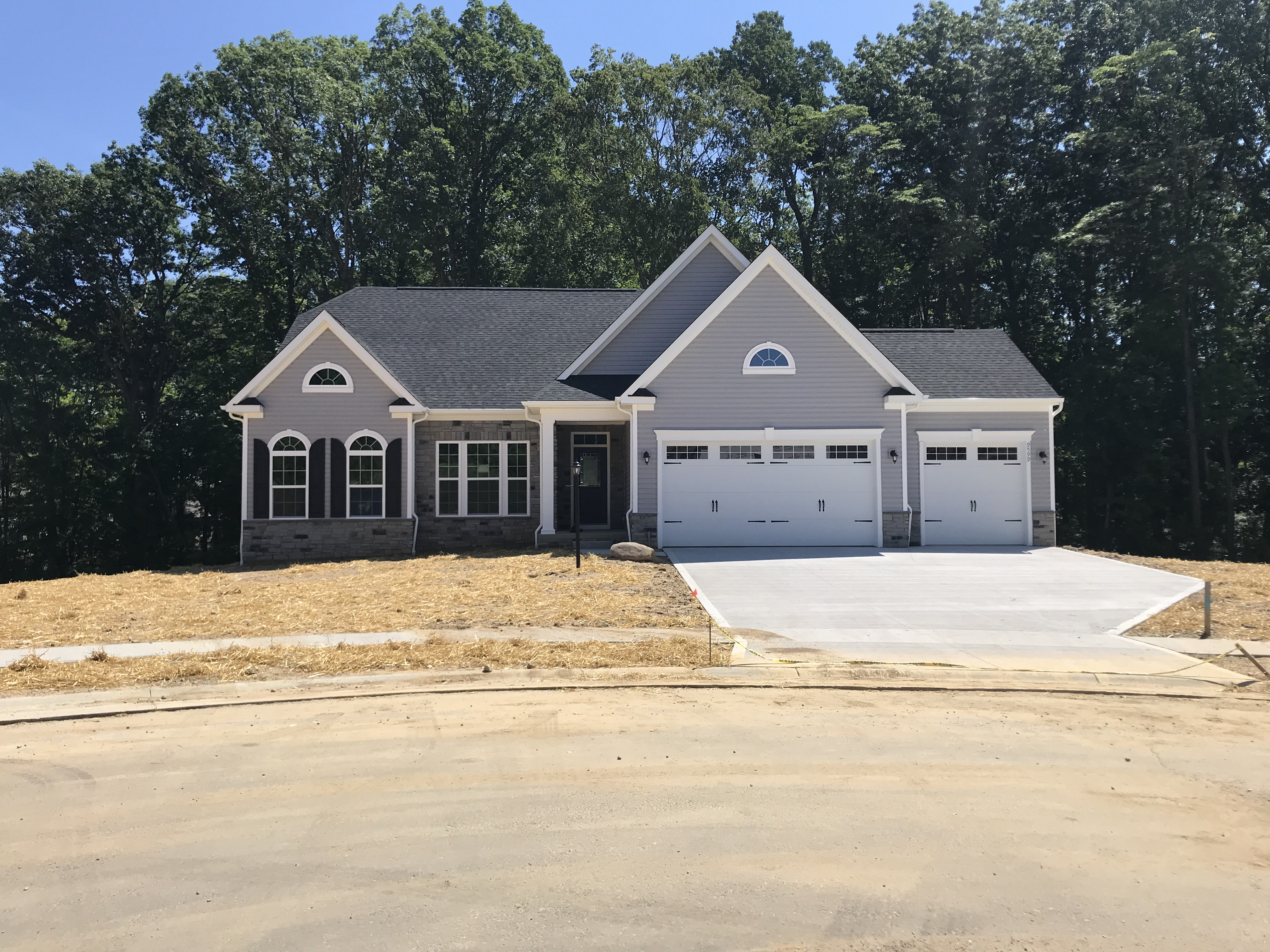 Our Ryan Homes Carolina Place The Countdown To Welcome Home